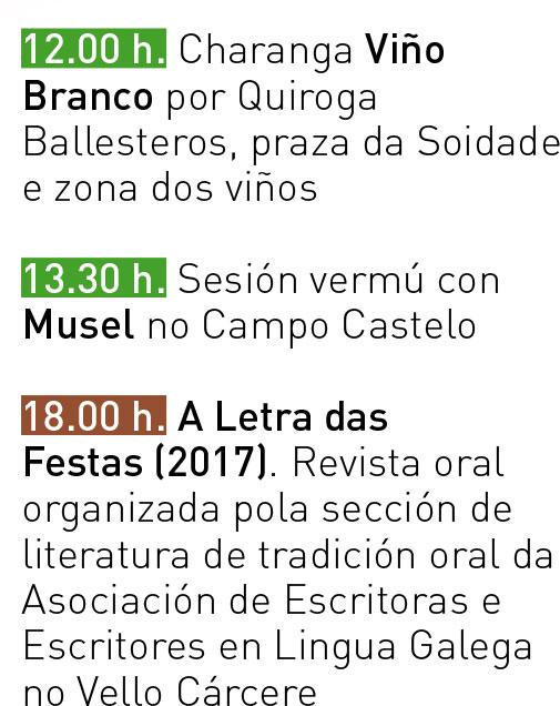 Programa San Froilán 2017 - Martes 10