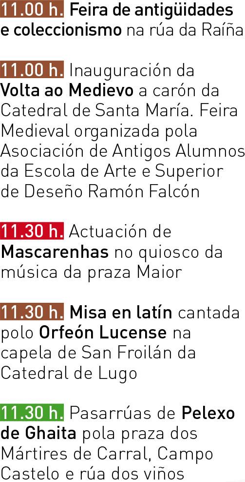 Programa San Froilán 2017 - Xoves 12