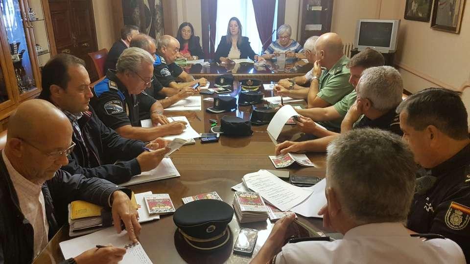 Lugo pule o dispositivo de seguridade do San Froilán