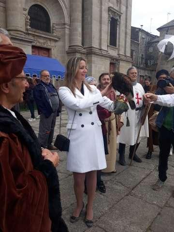 O mercado medieval e o concerto de Pussy Riot marcan o fin de festa dun San Froilán moi concorrido un ano máis