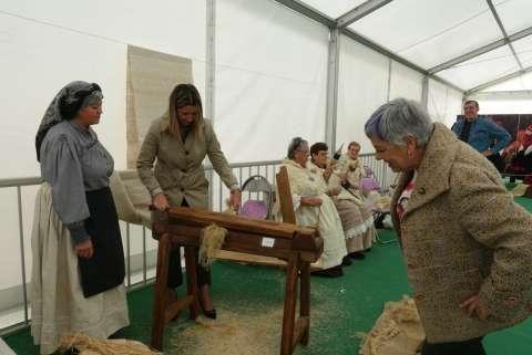 Bota a andar Cultura e Tradición no Camiño II, o recuncho máis tradicional do San Froilán