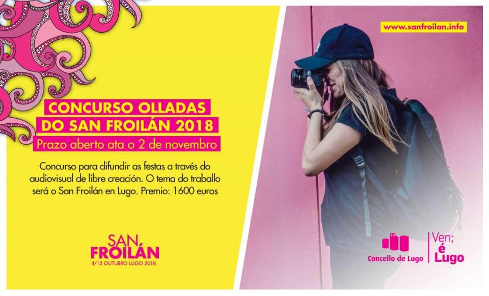 Últimos días para participar no II Concurso de fotografía e vídeo Olladas do San Froilán