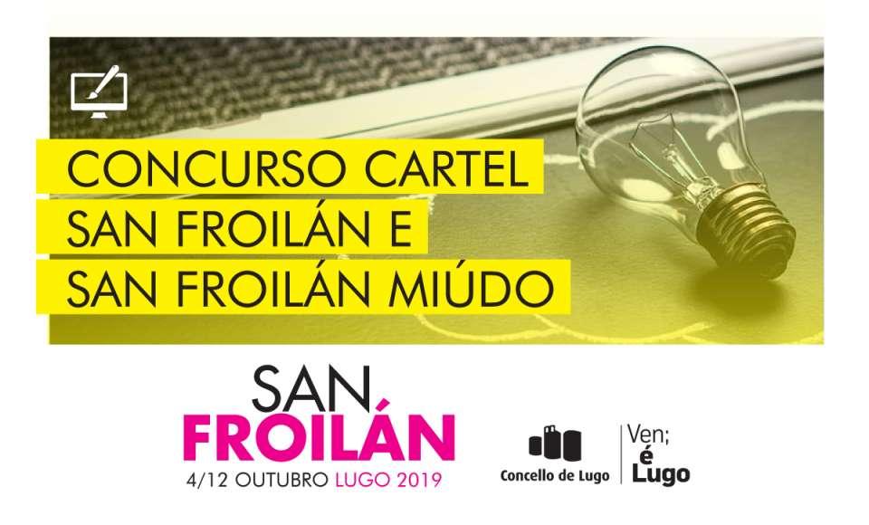En busca de deseños para os carteis anunciadores do San Froilán 2019 e do San Froilán Miúdo