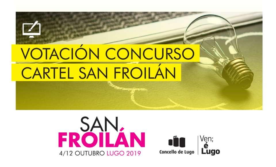 Comeza o proceso de votación popular para escoller o cartel anunciador do San Froilán 2019