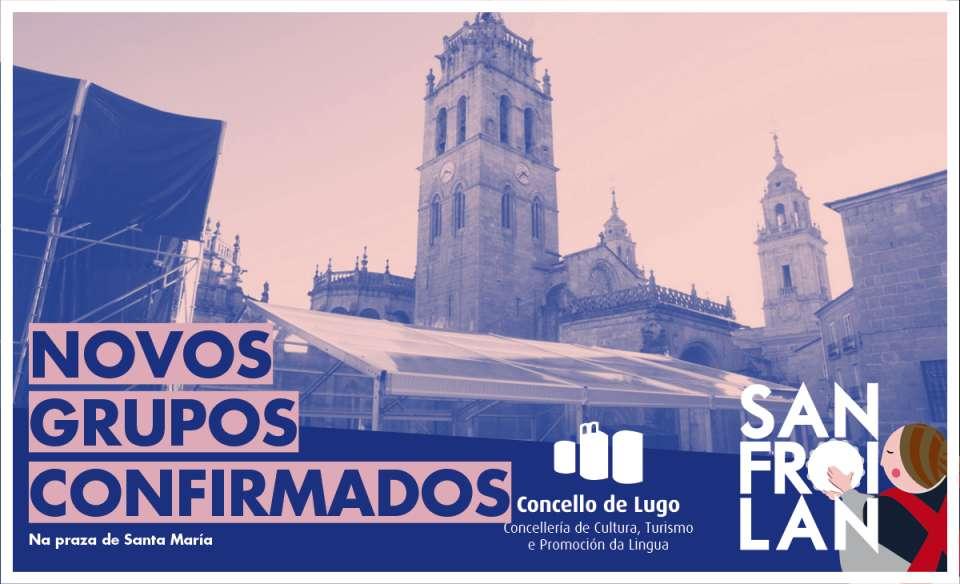 Maite Ferreiro anuncia os concertos que completan a programación do San Froilán na Praza de Santa María