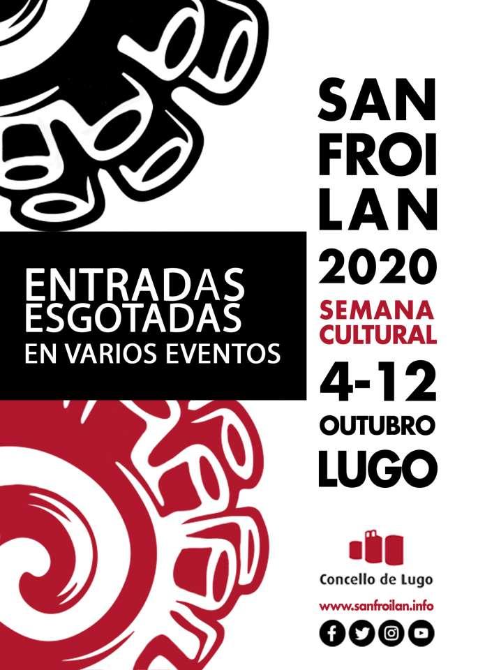 Varias actividades do San Froilán esgotan as entradas no primeiro día